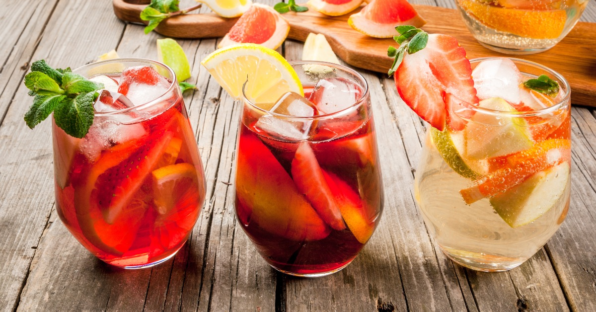 11 Summer Sangria Recipes for 2020 – Haskells