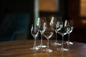types of wine glasses and why they matter