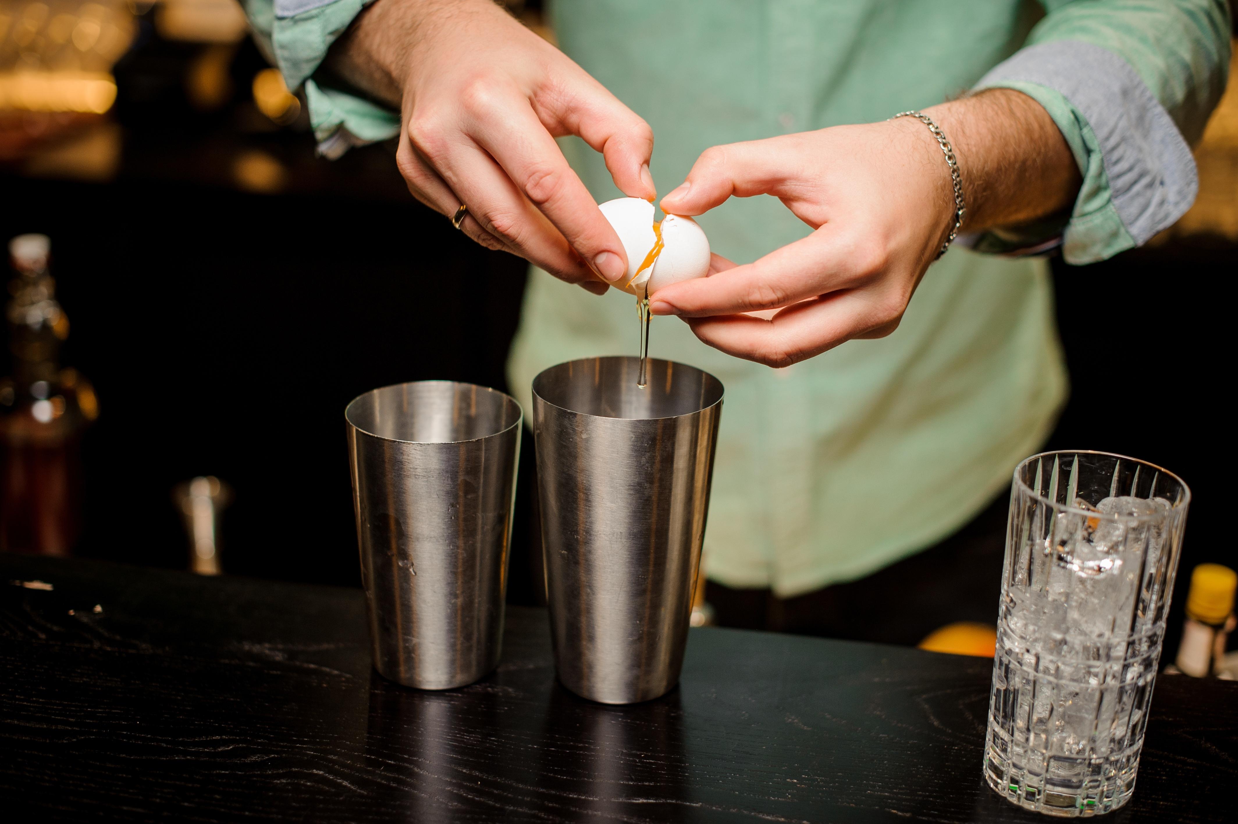 egg cocktails
