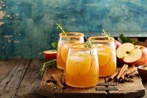 spiked apple ciders