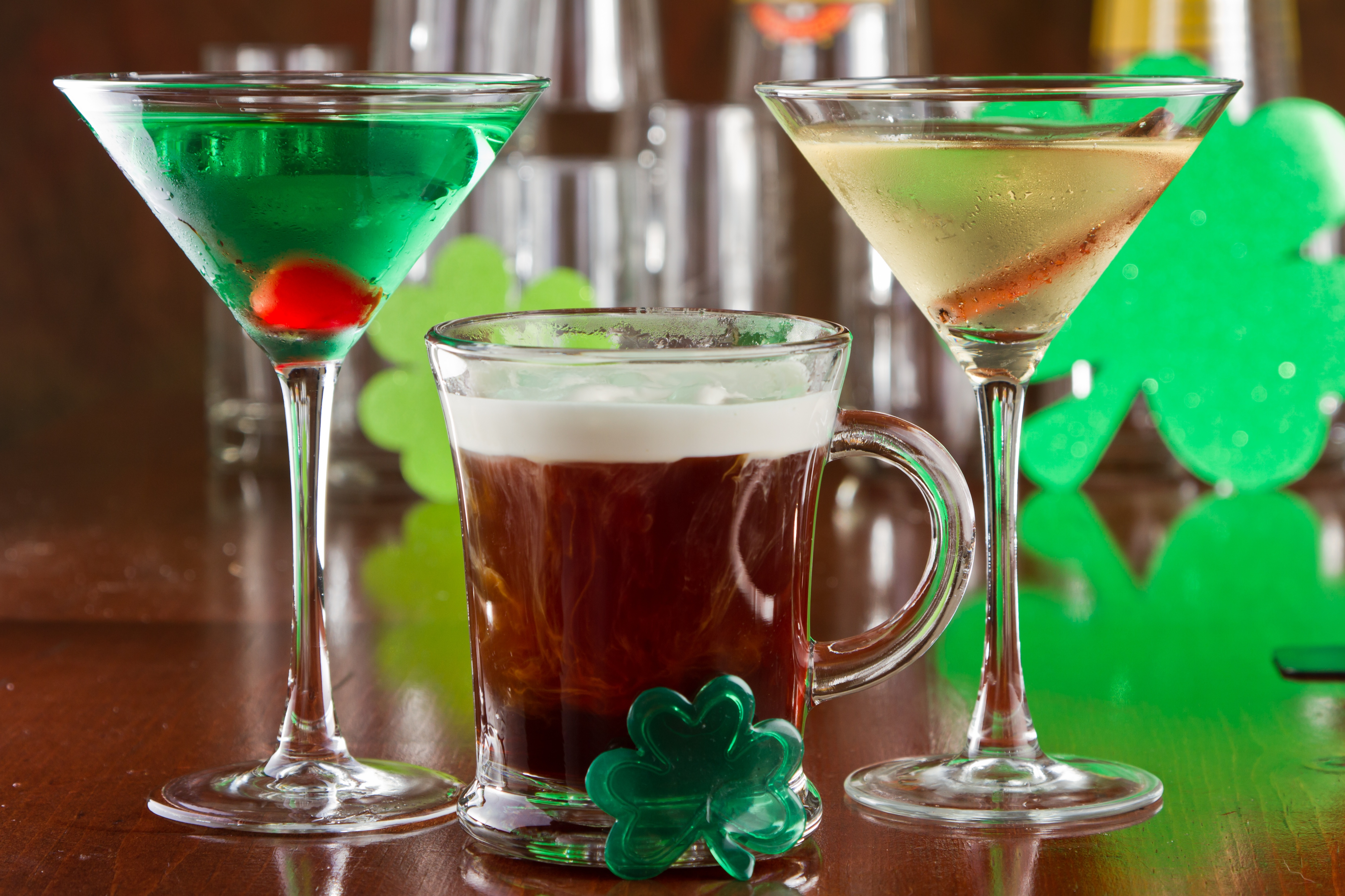 4 Great Irish Drinks: Your Best Bets for Saint Patrick's Day