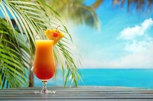 best beach drinks
