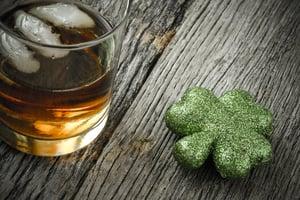 irish whiskey for st patricks day