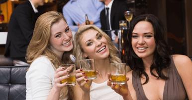 women who whiskey