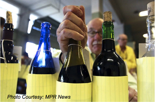 state fair winemaking competition