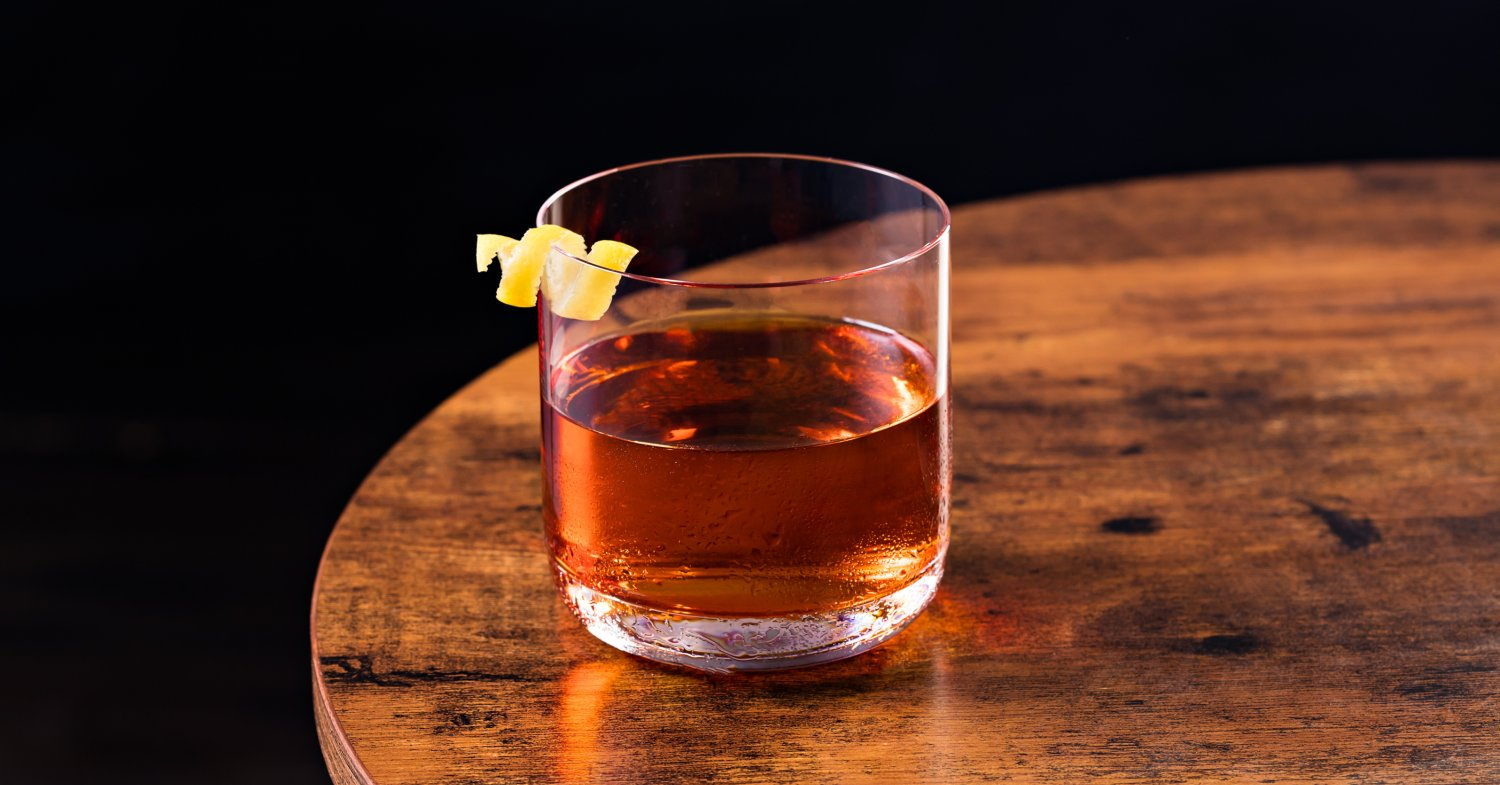 Cognac Cocktails - Old Fashioned – Haskells