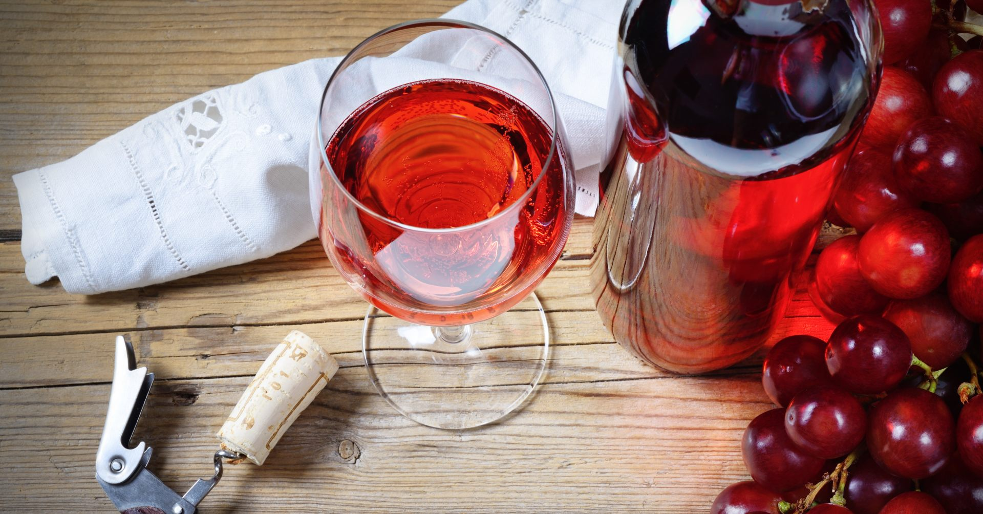 Why You Should Jump on the Rosé Wine Bandwagon This Summer – Haskells